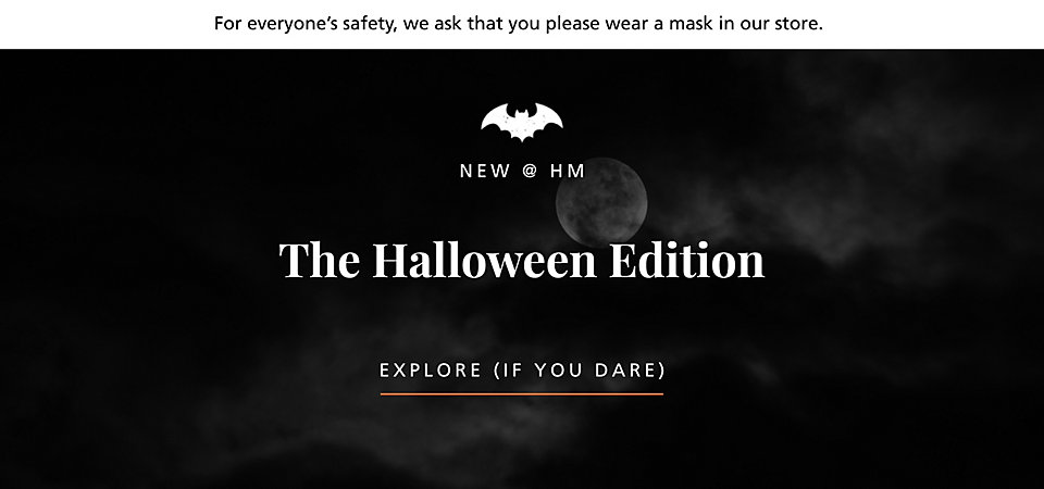 October New at HM