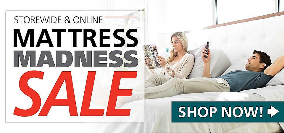 Nice Mattress Madness Sale