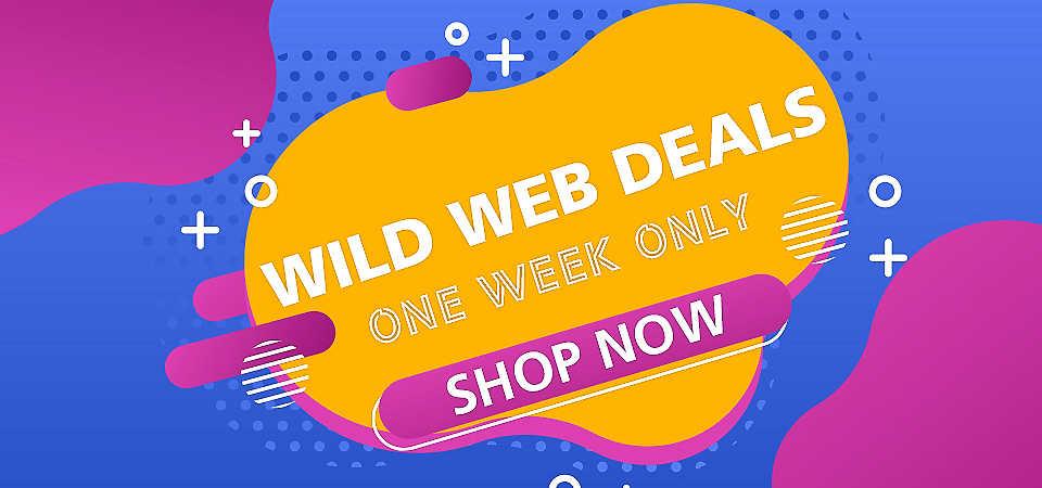 February Wild Web Deals