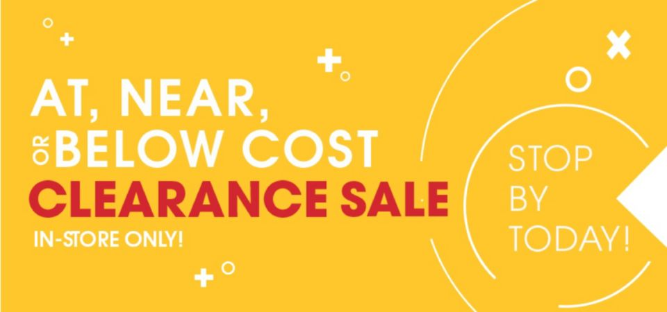 Homemakers Clearance Center