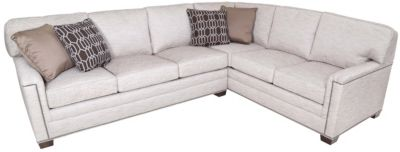 Huntington House 2062 Collection 2-Piece Sectional