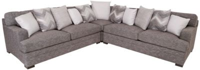 Huntington House 7100 Collection 3-Piece Sectional