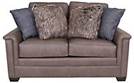Huntington House 2062 Collection 100% Leather Loveseat