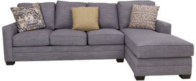 Huntington House 2053 Collection Two-Piece Sectional