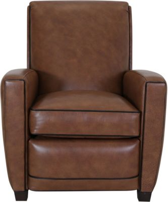 Huntington House 7773 Collection 100% Leather Pressback Recliner