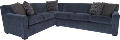 Huntington House 7773 Collection 2-Piece Sectional