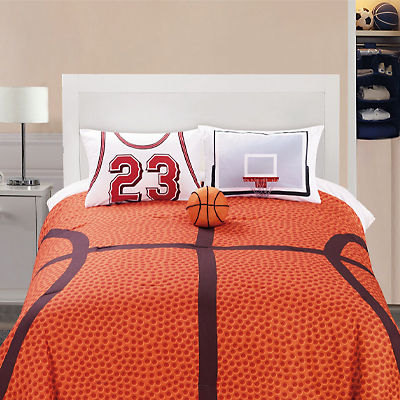 Sports-themed Kids Bedroom