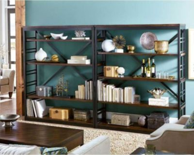 Hammary furniture bookcase
