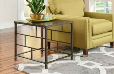 Hammary furniture end table