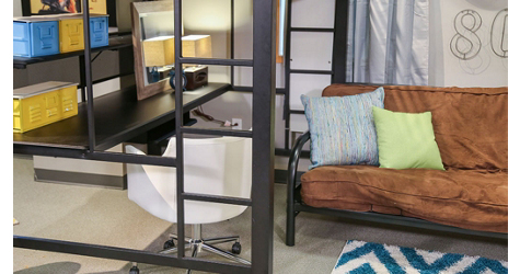 The Best Furniture Essentials For Your First College Dorm