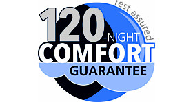 180 Night Sleep Guarantee