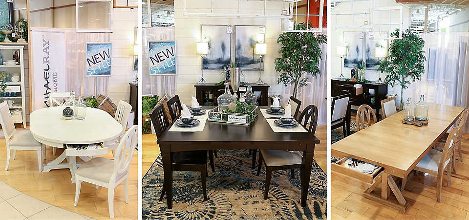 New at Homemakers Dining Room Sets