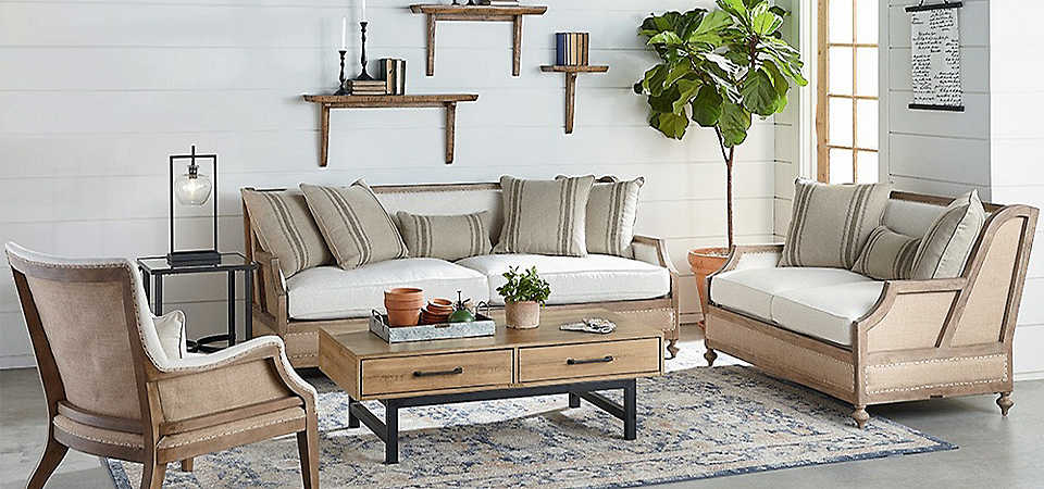 New at Homemakers Living Room Sets