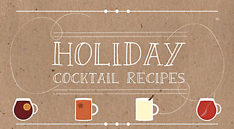 Holiday Cocktails from Around the World