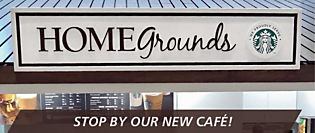 HOMEgrounds Cookies and Coffee Shop