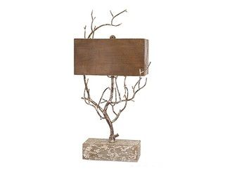 Imax Sherwood Metal Tree Lamp
