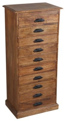 Imax Libby 10-Drawer Chest