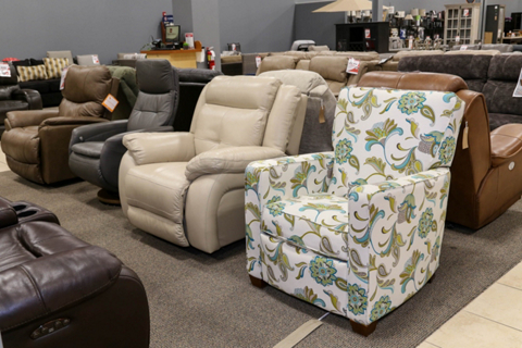 Clearance Center Living Room Chairs