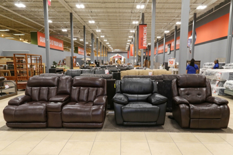 Clearance Center Sofas and Sectionals