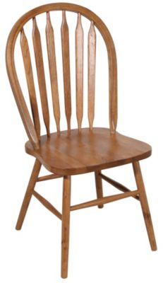 Intercon Classic Oak Arrow Back Side Chair