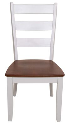 Intercon Small Space Living Ladder-Back Side Chair