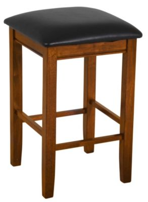 Intercon Siena Square Seat Counter Stool