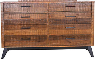 Intercon Urban Rustic Dresser