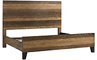 Intercon Urban Rustic King Bed