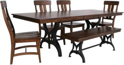 Intercon District 6-Piece Dining Set