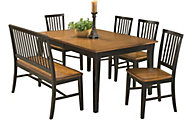 Intercon Arlington Table & 4 Chairs