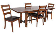 Intercon Santa Clara Table & 4 Chairs