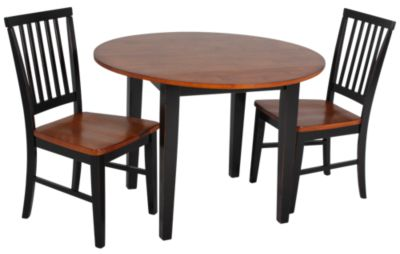 Intercon Arlington 3-Piece Dining Set