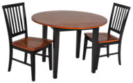 Intercon Arlington Table & 2 Chairs