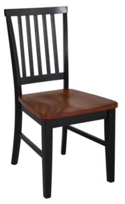 Intercon Arlington Two-Tone Side Chair