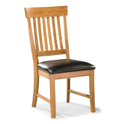 Intercon Family Dining Slat-Back Side Chair