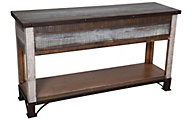 Int'l Furniture Antique Storage Sofa Table