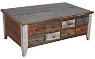 Int'l Furniture Antique Coffee Table