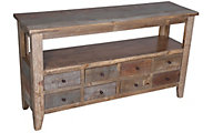 Int'l Furniture Antique Sofa Table
