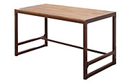 Int'l Furniture Urban Gold Writing Desk