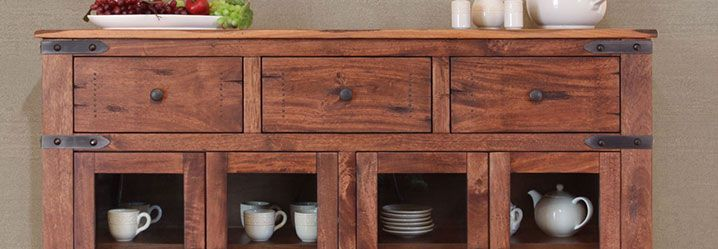 sideboards, buffets & hutches
