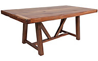 Int'l Furniture Parota Table