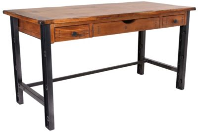 Int'l Furniture Parota Writing Desk