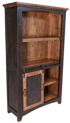 Int'l Furniture Pueblo Tall Bookcase