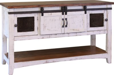Int'l Furniture Pueblo Sofa Table