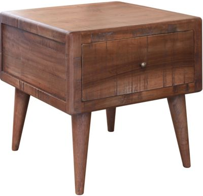 Int'l Furniture Retro End Table