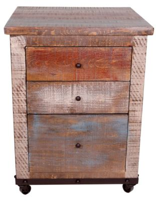 Int'l Furniture Antique Collection File Cabinet