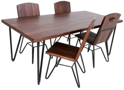 Int'l Furniture Taos Table & 4 Chairs