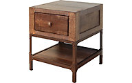 Int'l Furniture Urban Gold End Table