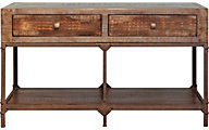 Int'l Furniture Urban Gold Sofa Table