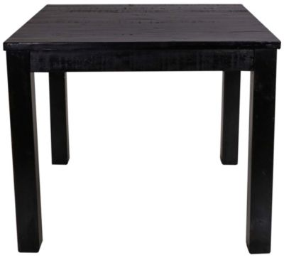 Int'l Furniture Pueblo Black Counter Table